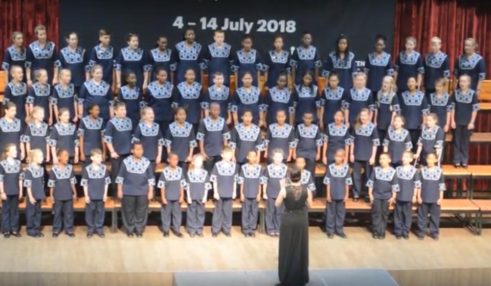 North-West Children's Choir